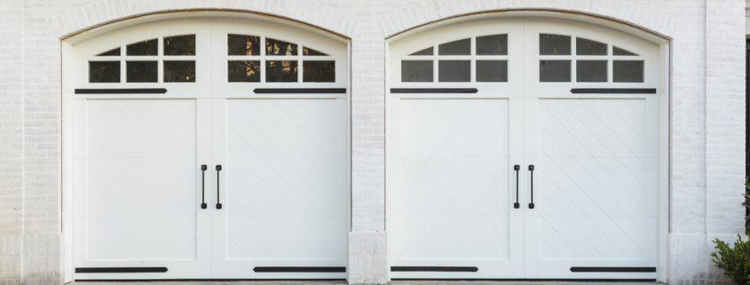 Good looking home garage doors