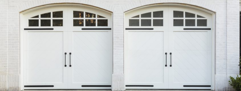 Good looking home garage doors