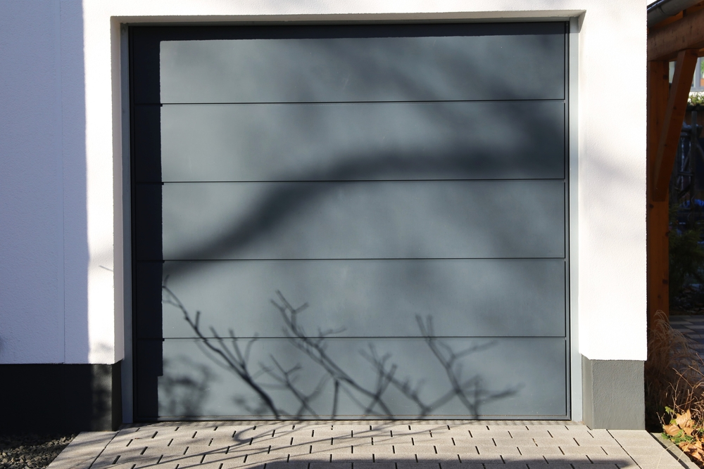 How Your Overhead Garage Door Works