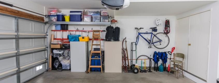 Well-Organized Garage