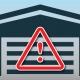Garage Door Warning